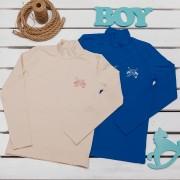 Джемпер для мальчика 858  Фламинго текстиль