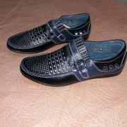 Туфли для мальчика летние KANGFU T13-3A
