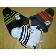 Комплект (шапка+шарф) для мальчика Magrof