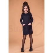Платье школьное Корделия (трикотаж)  TM Suzie