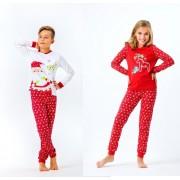 Пижама в подарочной упаковке Рождественские истории  Смил