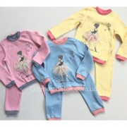 Пижама детская Балерина ПЖ155 Robinzone