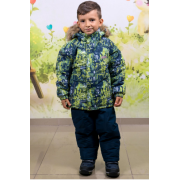 Зимний термокомбинезон (комплект)  для мальчика Joiks 2017