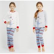 Пижама для девочки Сюрприз-Котики (светится в темноте)  Смил