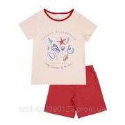 Пижама для девочки летняя  тм Смил