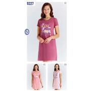 Ночная рубашка короткий рукав мод.9227  Baykar