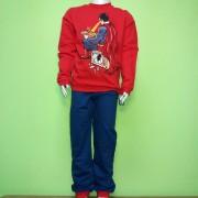 Пижама теплая  для мальчика ПЖ136  Robinzone