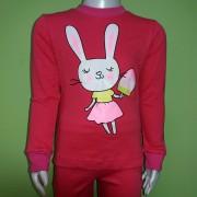 Пижама для девочки Зайченок ТМ Musti