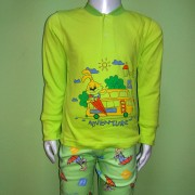 Пижама для мальчика мод 246 Фламинго-текстиль