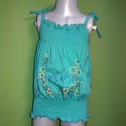 Майка для девочки 294 Фламинго-текстиль