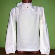 Блуза нарядная Бант (длинный рукав) Смил