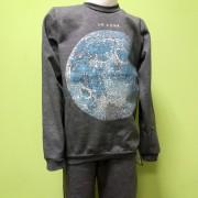 Пижама теплая  для мальчика ПЖ133  Robinzone