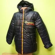 Куртка зимняя  для для мальчика Bimbissimi