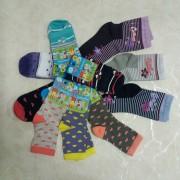 Носки детские для девочки Kid step