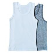 Майка для мальчика мод.202 Фламинго-текстиль