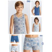 Комплект для мальчика  2592.3592  ТМ Baykar