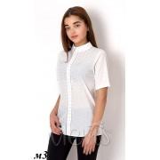 Блуза для девочки 2660 молочный  Mevis