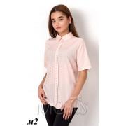 Блуза для девочки 2660 пудра  Mevis