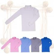 Гольф рубчик однотонный мод 726,727,728  Фламинго текстиль