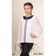 Блуза для девочки  1941 Mevis