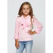 Блуза для девочки  17547 розовая ТМ ВидОли