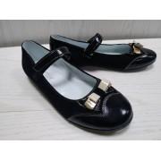 Туфли для девочки модель 360 Лидер.