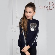 Теплая кофта для девочки-подростка Алсу  ТМ Suzie