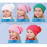 Комплект (шапка+шарф) для девочки  Таня