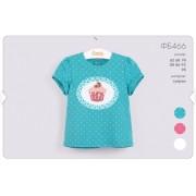 Футболка для девочки ФБ466 Бемби