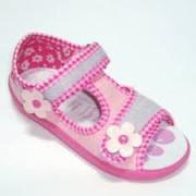 Тапочки детские 140 розовые  тм Renbut