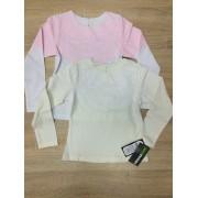 Блуза  для девочки  кф362 Робинзон