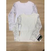 Блуза  для девочки  кф364 Робинзон