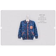 Кофта для мальчика (с начесом) кф160 Бемби-осень