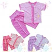 Комплект для девочки 698  Фламинго-текстиль