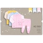 Комплект для новорожденного КС502 (велюр)  Бемби