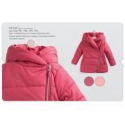 Куртка зимняя  для девочки  КТ149 Бемби