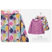 Куртка-ветровка для девочки КТ180 тм Бемби