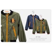 Куртка-ветровка для мальчика КТ185 тм Бемби