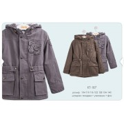 Куртка демисезонная  для мальчика  КТ187 ТМ Бемби