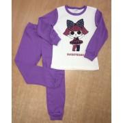 Пижама детская Лол (интерлок) ТМ Літо