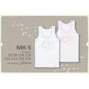 Майка для девочки МК5 (ребана)  Бемби