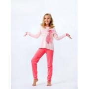 Пижама для девочки Заветная мечта Розовая   Смил