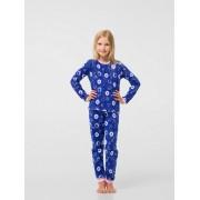 Пижама для девочки рисунок (интерлок) ТМ Смил