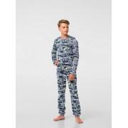 Пижама для мальчика рисунок (интерлок) ТМ Смил