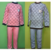 Пижама теплая   ПЖ129  Robinzone