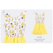 Платье летнее ПЛ270  Бемби