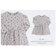 Платье трикотажное (трикотаж) ПЛ283 Бемби весна