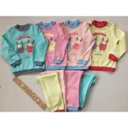 Пижама детская Лучшие друзья ПЖ177 Robinzone