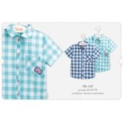 Рубашка для мальчика РБ107 Бемби