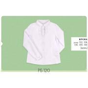 Блуза школьная для девочки РБ120 Бемби